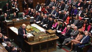 Brexit: le Parlement britannique donne son feu vert définitif