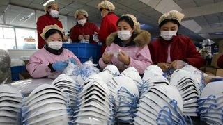 Coronavirus en Chine: 2e mort confirmé en dehors du berceau de l'épidémie