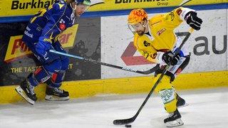 Hockey sur glace: la bonne affaire pour Fribourg, Berne collé sous la barre