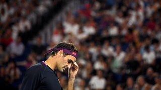 Tennis - Open d'Australie: Novak Djokovic élimine Roger Federer en 3 sets