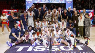 Basketball: Fribourg gagne la Coupe de la Ligue au physique