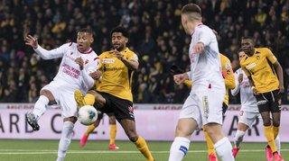 Super League: le FC Sion battu à Berne, sans surprise