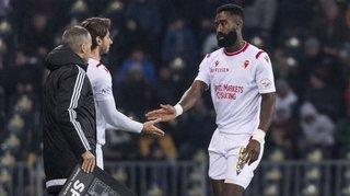 FC Sion: Johan Djourou sera absent pour trois semaines au minimum