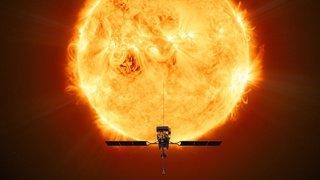 Espace: la sonde Solar Orbiter destinée à étudier les tempêtes solaires a décollé avec succès