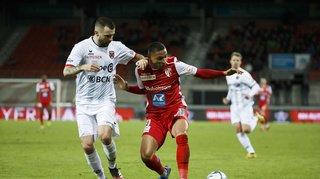 Football: le FC Sion battu à Tourbillon par Neuchâtel Xamax