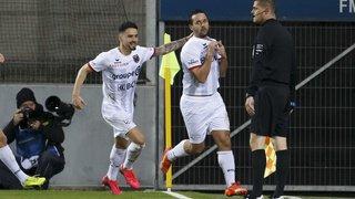 Football: Xamax domine Sion, Bâle perd face à Thoune