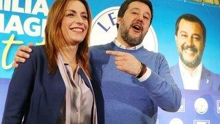 Les trois défis de Salvini
