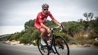 Cyclisme: Sébastien Reichenbach roule au-devant d'une saison très excitante