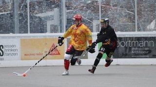 Streethockey: les Sierre Lions rêvent de soulever la coupe en Valais