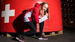 JOJ: des pirouettes, Alexia Turunen est passée à la vitesse