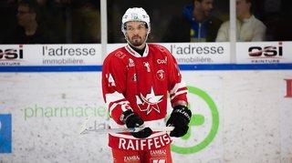 Hockey sur glace: Sami El Assaoui renforcera le HC Ajoie ce soir