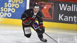 Hockey: Viège reste au contact du top 4 après son succès face à Grasshopper