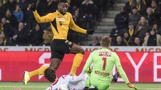 Les notes des joueurs du FC Sion contre Young Boys