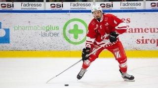 HC Martigny Valais: quatre matchs pour défendre le premier rang