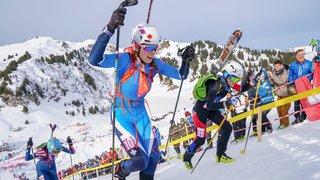 Le temps des JOJ, le ski-alpinisme a marqué des points