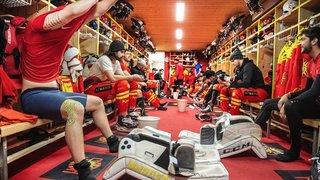 Hockey: on vous emmène dans l'intimité du HC Sierre