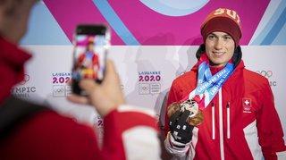 JOJ: les athlètes valaisans sont rentrés avec cinq médailles autour du cou