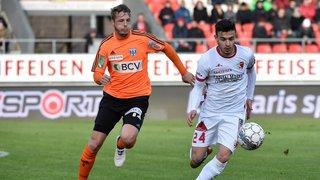 Football: Bastien Toma, joueur du FC Sion, pourrait quitter Tourbillon durant le mercato