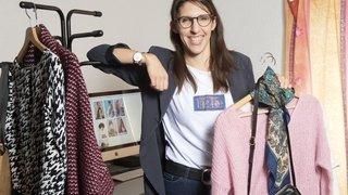 Une Valaisanne collectionne les bonnes adresses pour s'habiller éthique sans que ça pique