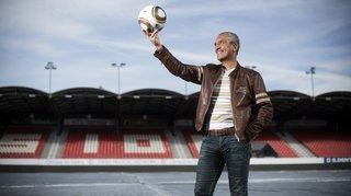 Football: Aziz Bouderbala fait revivre la magie du stade de Tourbillon