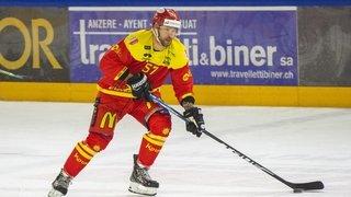 Hockey: «J'en avais marre de m'entraîner, j'ai encore envie de jouer», assure Goran Bezina