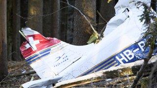 Crash à St-Légier (VD): les victimes sont deux Fribourgeois