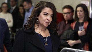 Témoignage clé d'une actrice au procès d'Harvey Weinstein