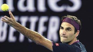Tennis – Open d'Australie: Roger Federer bat facilement Steve Johnson et file au 2e tour