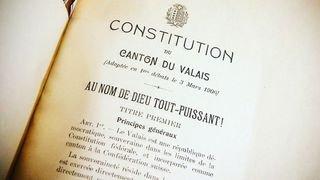 1350 idées citoyennes pour réviser la Constitution valaisanne