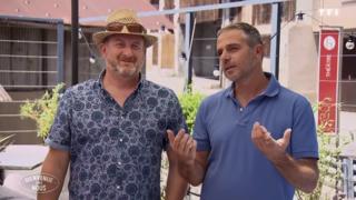 Deux Valaisans s'invitent sur TF1 pour faire rayonner leur maison d'hôte
