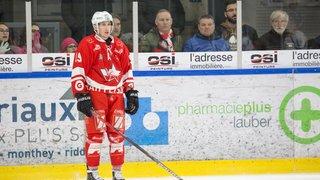 Hockey: blessés durant deux mois, trois joueurs du HCV Martigny sont de retour aux affaires
