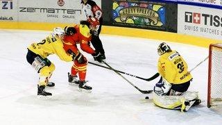 Un persévérant HC Sierre battu par Langenthal (4-7)
