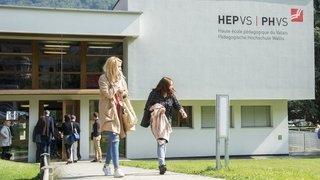 HEP Valais: pass sanitaire obligatoire pour les étudiants, pas pour les profs