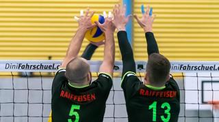 Fully et Martigny s'inclinent, tandis que Rhône Volley cueille trois points