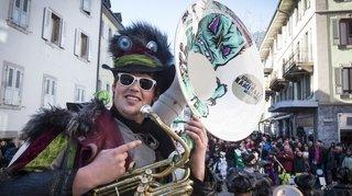Du Chablais au Valais central, le carnaval s'offre une mise en bouche ce week-end