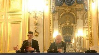 L'historien valaisan Bastien Nançoz primé à Paris