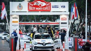 Rallye: Vuistiner et Kummer sur le podium à Monte-Carlo