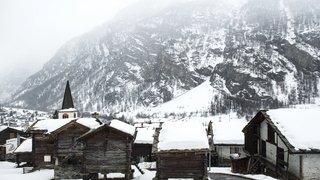 Randa, le village qui a appris à vivre avec les dangers naturels