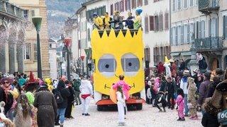 Carnaval, c'est bientôt parti en Valais. A vos masques!