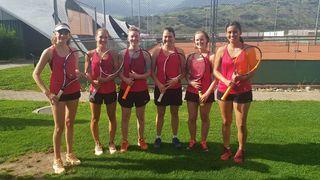 Tennis: le TC Les Iles profite du retrait d'une équipe pour monter en LNB