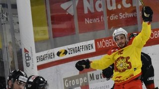 Hockey: Viège affrontera Thurgovie en quart de finale des play-off