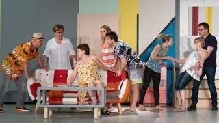 Théâtre: les «Vacances de rêve» de la Combédie virent au cauchemar au bord de la mer