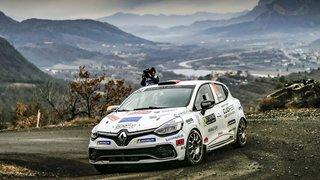 Rallye: l'équipage Vuistiner-Kummer tient la cadence