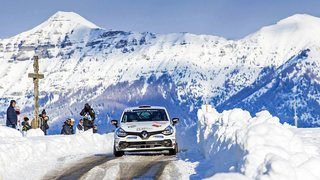 Les Valaisans Ismaël Vuistiner et Florine Kummer au Rallye Monte-Carlo, saison II