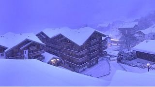 De 8 à 58 cm, la neige en remet une couche en Valais