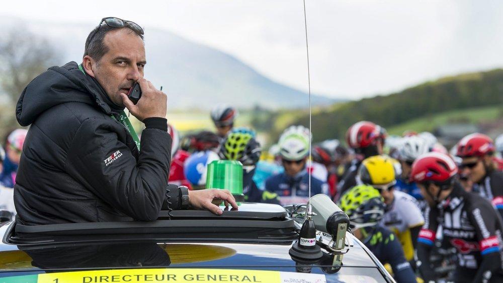 Richard Chassot a voulu assurer l'avenir du Tour du Romandie.