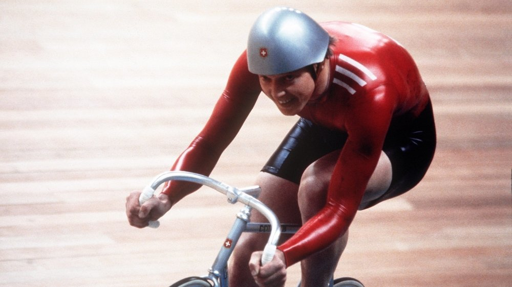 En 1980, Robert Dill-Bundi devenait champion olympique de cyclisme sur piste à Moscou.