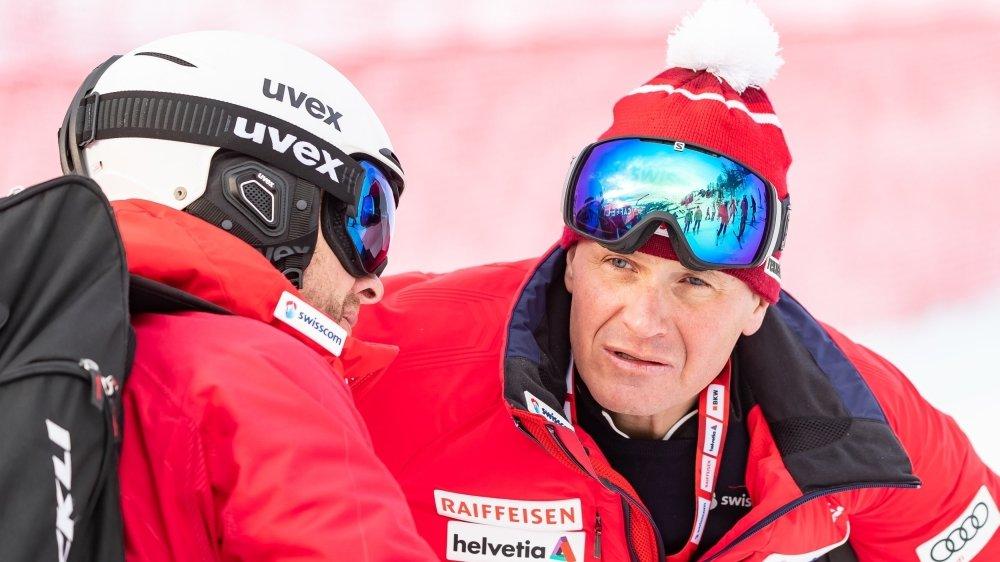 Urs Lehmann, président de Swiss-Ski.