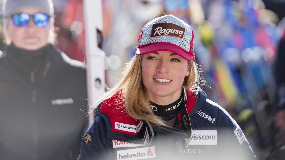 Lara Gut-Behrami remet ça à Crans-Montana — Ski