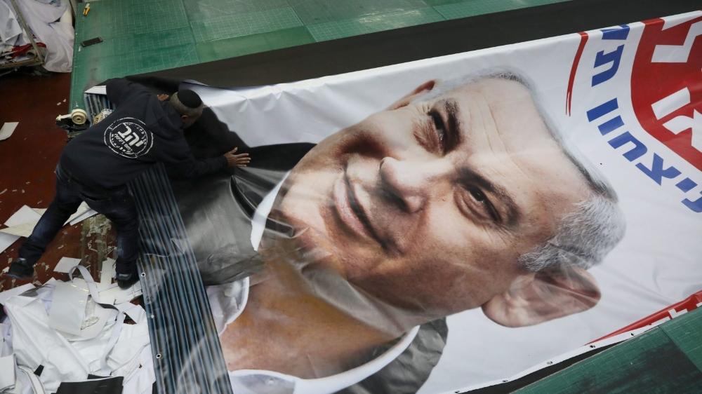 Difficile, pour Benyamin Netanyahou, de concilier campagne électorale et déboires judiciaires...